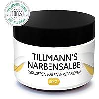 Narbencreme | Hochwirksam | Reduzieren, Heilen & Reparieren | Gegen Dehnungsstreifen, Narben & Aknenarben | Für... preisvergleich bei billige-tabletten.eu