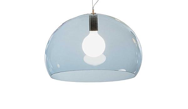 Plafoniere Kartell : Kartell fly lampada a sospensione k himmelblau amazon casa e