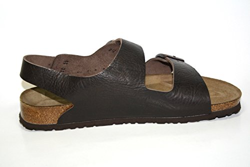 Newalk Licensed by Birkenstock Moose 843081 Herren Sommerschuhe Sandalen Braun (Cortina Brown
