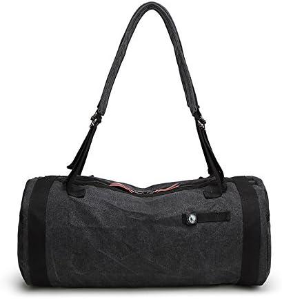 reputable site e59f4 19dd1 ... libero viaggio grande capacit agrave  zaino alla moda borsa bagaglio  sport outdoor lungo 51 cm larghezza 25 cm altezza 25 cm, Nero B07D3LPJXW  Parent ...