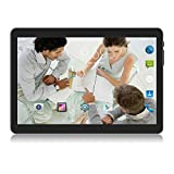 Best Las dos tarjetas SIM - Android Tablet 10 Pulgadas, 2GB + 32GB, 3G Review