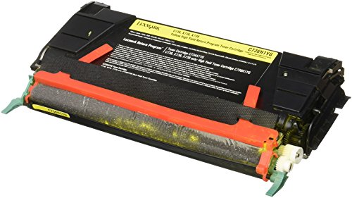 Preisvergleich Produktbild Lexmark C736H1YG C736, X736, X738 Tonerkartusche 10.000 Seiten Rückgabe, gelb