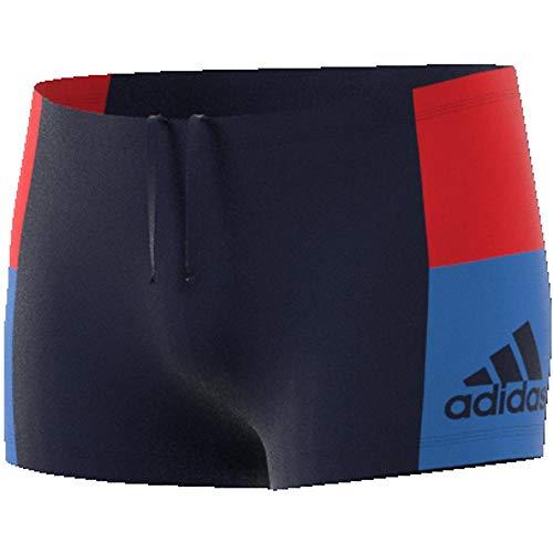 2c5f934560bd adidas Infinitex Colorblock Costume da Bagno da Uomo, Uomo, DP7556,  Leggenda Inchiostro,