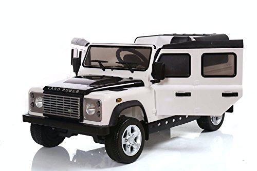 licensed-land-rover-defender-ride-on-car-kids-electric-car-12v-white