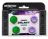 #3: KontrolFreek FPS Freek Gamer Pack Galaxy Thumb Grips for PS4