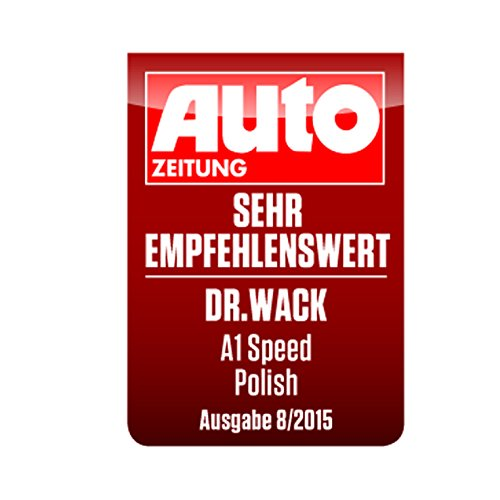 Dr. Wack - A1 Speed Polish, 500 ml (#2700)