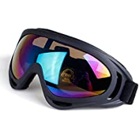 YENJOS Gafas de Esquí, Unisex Parabrisas Esquí Snowboard Motocicleta Ciclismo Gafas Montaña Gafas Gafas de protección