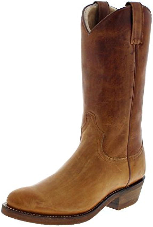 FB Fashion Boots Sendra Boots 5588F Evolution Tang Winter Westernstiefel mit Lammfell Futter Für Herren BraunBoots 5588F Evolution Westernstiefel Lammfell