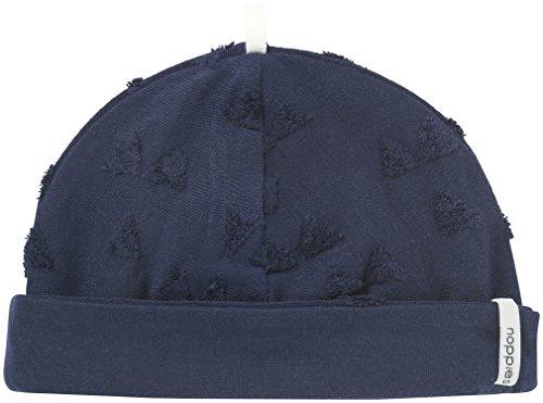Noppies Unisex Baby Mütze U Hat Sweat Rev Dedham, Blau (Dark Indigo C152),...