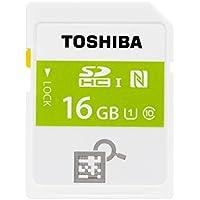 Toshiba NFC + High Speed Professional Carte mémoire SDHC 16 Go (UHS-I, U1)