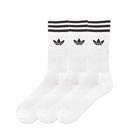 Details zu adidas Originals Trefoil Ankle Stripes Sneakersocken Socken Sportsocken 3 Paar
