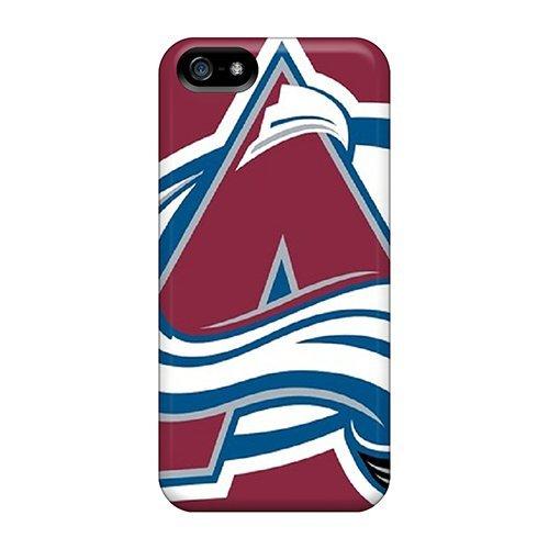 Case Cover Colorado Avalanche/ Fashionable Case For Iphone 5/5s Colorado Avalanche Iphone