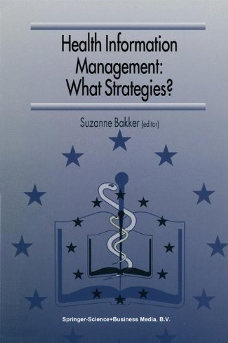 Health Information Management: What Strategies? : Proceedings of the 5th European Conference of Medical and Health Libraries, Coimbra, Portugal, September 18-21, 1996