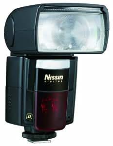Nissin Di866 Mark II Flash pour Reflex numérique Canon Noir