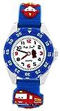 Kinderuhr Uhr Kinder Armbanduhr Feuerwehr Auto blau Jungen Kinderland