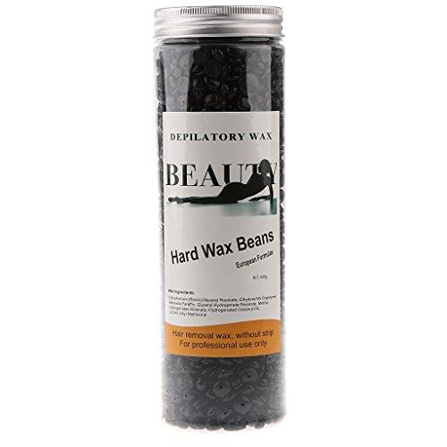 Sharplace Haarentfernung Wachsbohnen Für Professionell Enthaarung Für Intim, Beine, Arme und Gesicht - Hard Wax Beans
