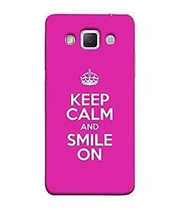 FUSON Designer Back Case Cover for Samsung Galaxy Grand Max G720 (Illustration Inspiration Change Motivate )