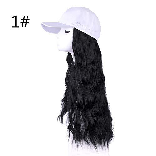 Baseball Weiblich Kostüm - Frauen weiße Baseballmütze 60CM Für Karneval Fasching Cosplay Party Kostüm Weiblich