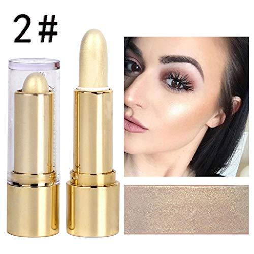 Eaylis Correcteur De Teint Makeup Poudre Brillante High Light Stick Correcteur Cernes Brillants Stick