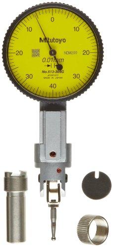 Mitutoyo 513-304GE Feintaster, 0,8 mm - Mitutoyo Dial Test Indicator