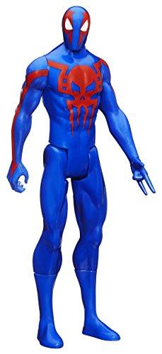 Marvel Spider-Man Titan Hero Series - Spider-Man 2099 Figur [UK (Spiderman Kostüm Venom)