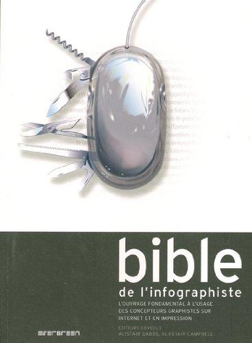Bible de l'infographiste par Alistair Dabbs