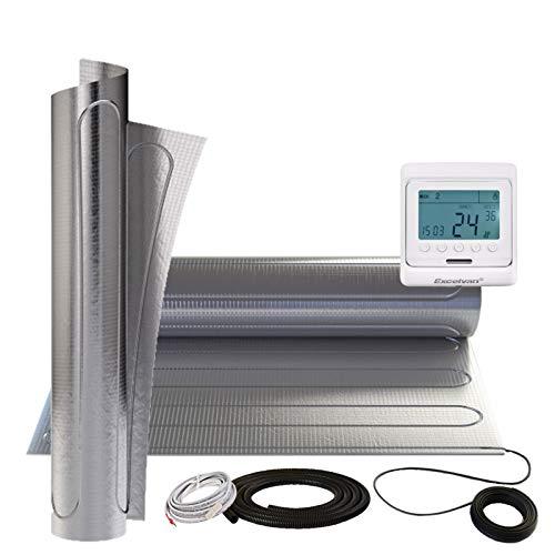 7m² elektrische Heizung für Wohnwagen Wohnmobil + E52 Thermostat Komplett-Set