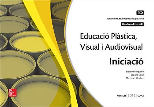 EDUCACIO PLASTICA. VISUAL I AUDIOVISUAL. INITCIACIO. QAUDERN. - 9788448607869