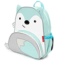 Skip Hop 212556 Zoo Rucksack Winter Fox in Mint Green