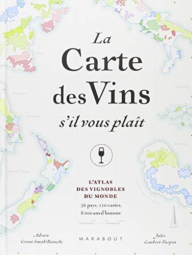 La carte de vins s'il vous plait par Jules Gaubert-Turpin