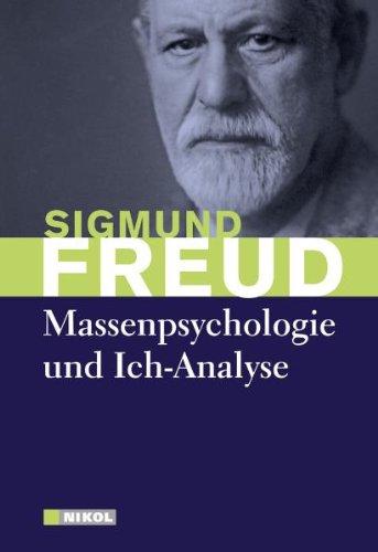 Buchseite und Rezensionen zu 'Massenpsychologie und Ich-Analyse' von Sigmund Freud