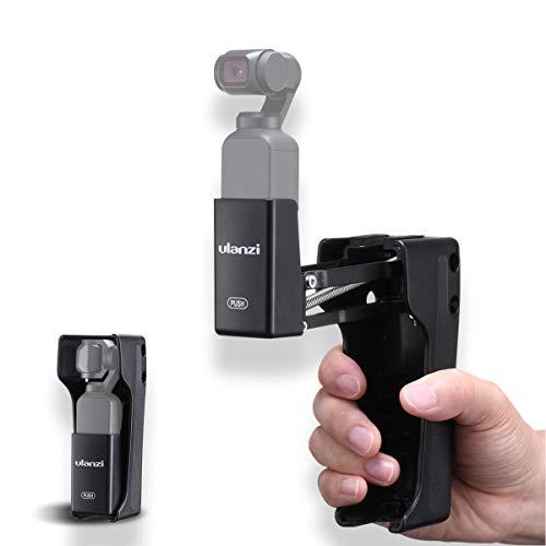OP-9 OSMO Pocket Z-Achse 4. Achse Gimbal Base Mount Stabilizer Adapter Halterung Handgriff Mini Faltbare Handheld-Tragetasche für DJI OSMO Pocket Gimbal Zubehör