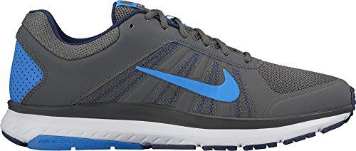 Nike Herren Dart 12 Laufschuhe Dunkel-Grau