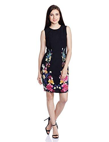 Van Heusen Women's Cotton A-line Dress