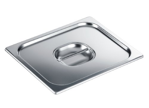 Miele DGD GN 1/2 Deckel / edelstahl / für Dampfgarerschalen / Deckel für geschlossene Garbehälter