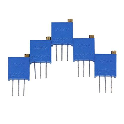 5pcs 10k Ohm 3296w-103 Trimmer TRIM POT Potenziometri