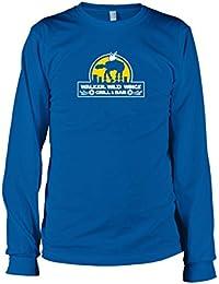 TEXLAB - Walker Wild Wings - Langarm T-Shirt
