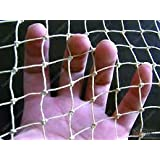 Easy Shop Anti Bird Net 6 X 10 Foot High Quality Net ,White