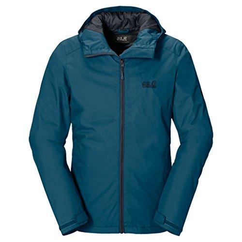 Jack Wolfskin Herren Chilly Morning Jacket Jacke moroccan blue