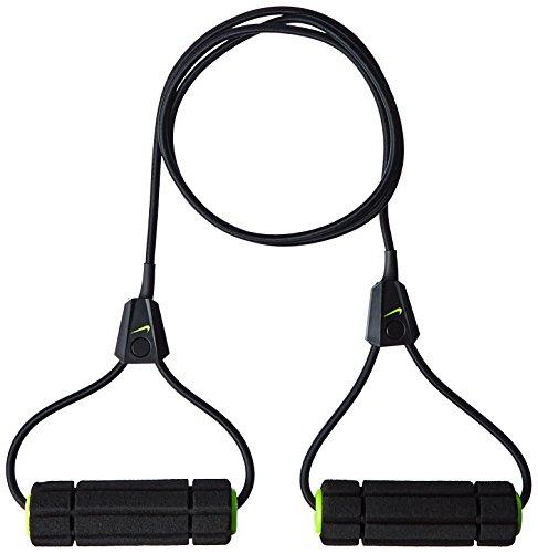 Nike Erwachsene Long Length M Resistance Band 2.0 Trainingsband, Black/Volt, One Size