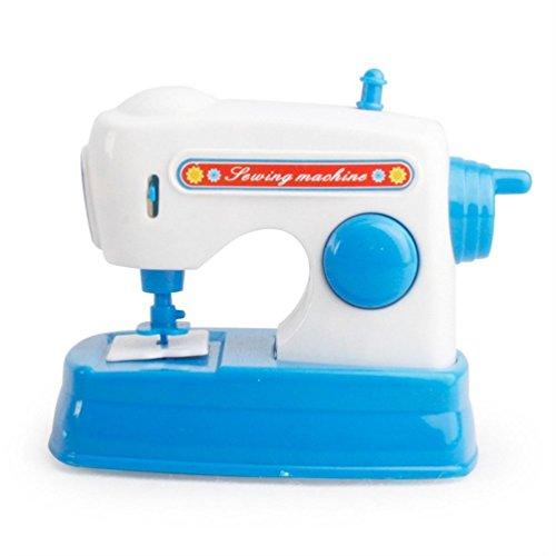 Oyedens Familienküche Baby Kid Entwicklungs Lernspielzeug Simulation HaushaltsgeräTe KüChe Spielzeug (Nähmaschine) (Nähmaschine Spielzeug)