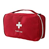ihen-Tech Emergency Camping Medical Pack First Aid Kit Bag Waterproof Car First Aid Kit Bag Outdoor Travel Survival kit Empty Bag