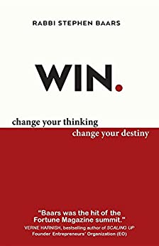 WIN: Change Your Thinking, Change Your Destiny by [Baars, Stephen]