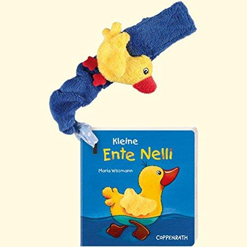 Kleine Ente Nelli/m. Buggy-Band (Bücher für die (Buch Ideen Charakter)