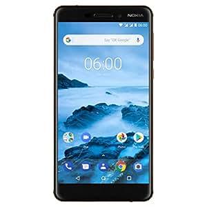 Nokia 6.1 TA 1045 (Black-Copper)