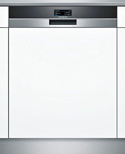 Preisvergleich Produktbild Siemens SN578S36TE iQ700 Wi-Fi Geschirrspüler A+++ / 211 kWh/Jahr / 2100 L/Jahr / AquaStop / edelstahl