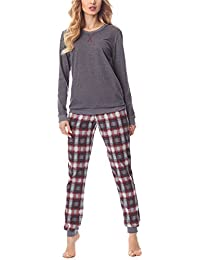 Merry Style Damen Schlafanzug MS10-168