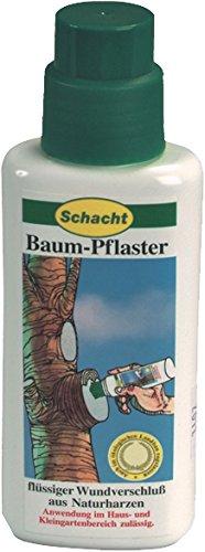 Schacht 1BAPF300 Baum-Pflaster, Grau, 6,4 x 3,3 x 18 cm
