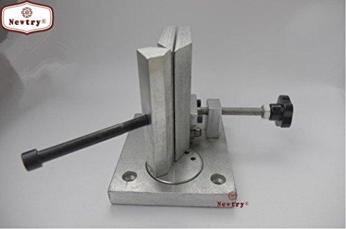 dual-axis Winkel Biegen Maschine Bender Werbung Metall Buchstabe Desktop Falzmaschine, Biegen Breite 10cm