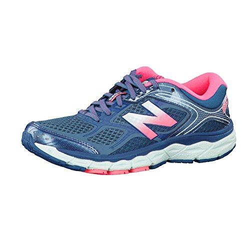 New Balance W 860 Stability B PB6 Pink Blue PB6 PINK/BLUE